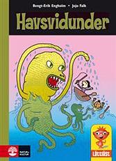 Havsvidunder av Bengt-Erik Engholm och Jojo Falk