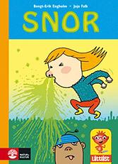 Snor av Bengt-Erik Engholm och Jojo Falk