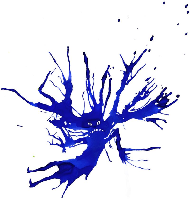 blåhäxa